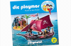 Playmobil - 80254 - Escape from the pirates - Episode 47