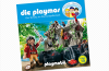 Playmobil - 80260 - The treasure in the jungle Temple (15) - CD
