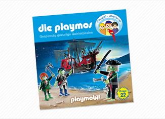 Playmobil - 80323 - Gespenstig gruselige Geisterpiraten (22) - CD