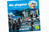 Playmobil - 80344 - The bank robbers on the track (28) - CD