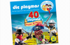 Playmobil - 80453 - The hunt for the golden key (40) - CD