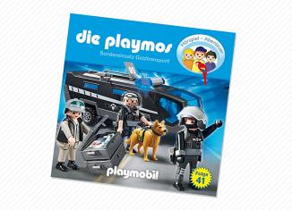 Playmobil - 80454 - Special Task CIT (41) - CD
