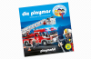 Playmobil - 80455 - Major fire in the fire station (42) - CD