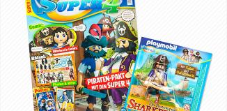 Playmobil - 80800-ger - Super 4-Magazin 01/2015 (Heft 1)