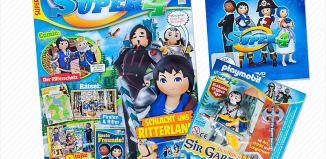 Playmobil - 80801-ger - Super 4-Magazin 02/2015 (Heft 2)