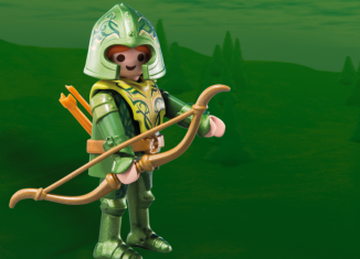 Playmobil - 6840v10 - Archer