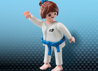 Playmobil - 6841v4 - Judo fighter