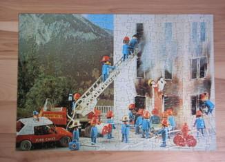 Playmobil - NO-ger - Feuerwehr Puzzle