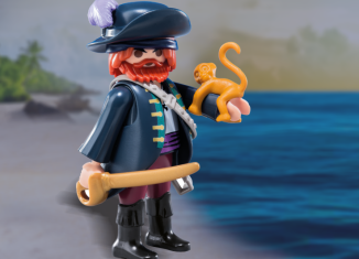 Playmobil - 6840v3 - Pirate