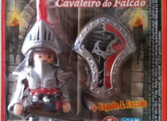 Playmobil - R010-30795033-esp - Caballero del Halcón (Revista n.10)