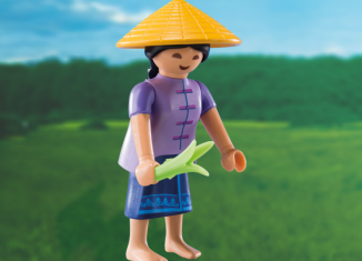 Playmobil - 6841v5 - Rice Farmer