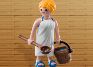 Playmobil - 6841v6 - Sauna girl