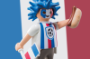Playmobil - 6840v2 - France football fan