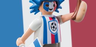 Playmobil - 6840v2 - France football fan