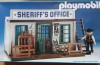 Playmobil - 3423v3 - Bureau du shérif