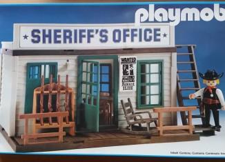 Playmobil - 3423v3 - Sheriff's Office