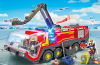 Playmobil - 5337 - Crash tender  with light and sound
