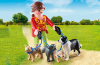 Playmobil - 5380 - Lady with dogs