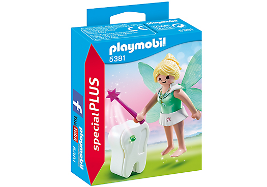 Playmobil 5381 - Tooth fairy - Box