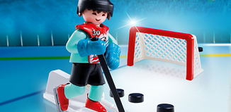 Playmobil - 5383 - Hockey player