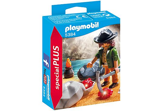 Playmobil 5384 - Gem Hunter - Box