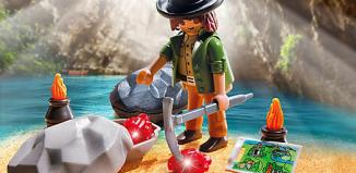 Playmobil - 5384 - Gem Hunter