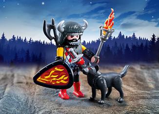 Playmobil - 5385 - Wolf Warrior