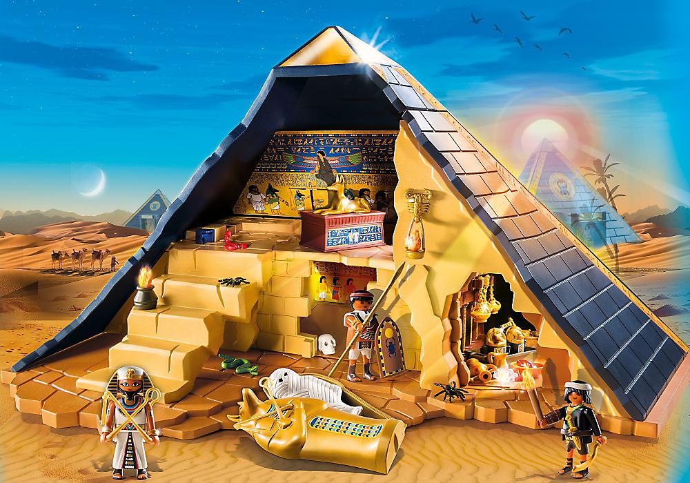 playmobil set 5386 pyramid klickypedia. Black Bedroom Furniture Sets. Home Design Ideas