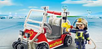 Playmobil - 5398 - Firemen Kart