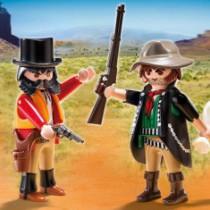 Playmobil - Sheriff y bandido