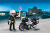 Playmobil - 5648-usa - Police Carry Case