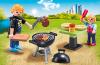 Playmobil - 5649-usa - Backyard Barbecue Carry Case