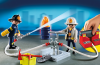 Playmobil - 5651-usa - Fire Rescue Carry Case