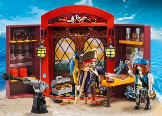 Playmobil - 5658-usa - Play box - Pirates
