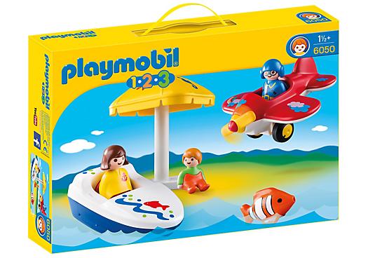 Playmobil 6050 - Fun on vacation - Box