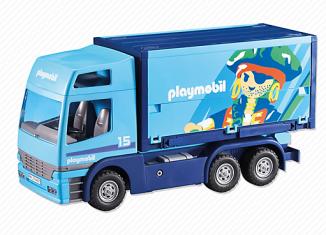 Playmobil - 6437 - Playmobil Truck