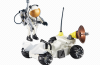 Playmobil - 6460 - Astronaut with Rover