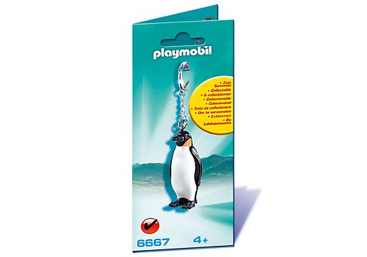 Playmobil 6667 - Penguin - Box