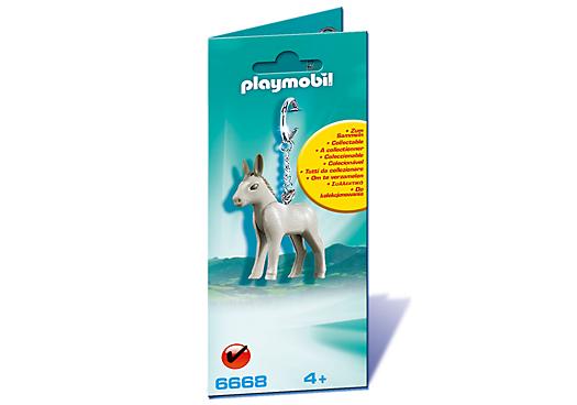 Playmobil 6668 - donkey foal - Box
