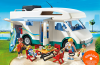Playmobil - 6671 - Family camper