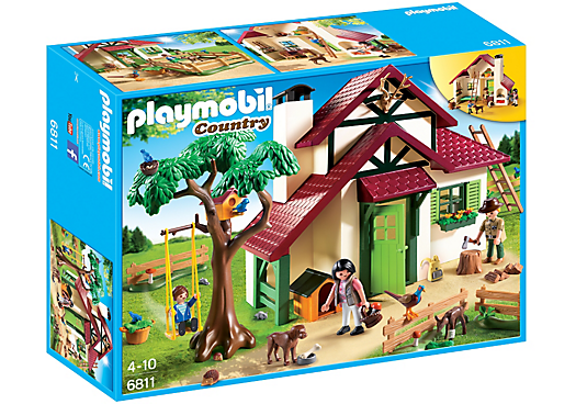Playmobil 6811 - Cottage - Box