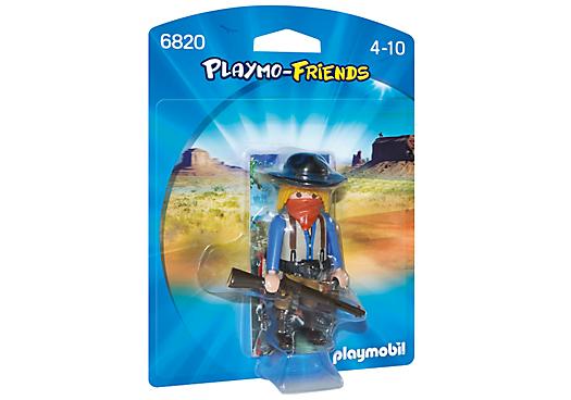 Playmobil 6820 - Masked Bandit - Box