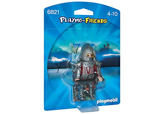 Playmobil 6821 - Iron Knight - Box