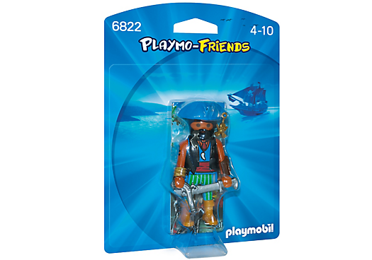Playmobil 6822 - caribbean pirate - Box