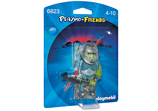 Playmobil 6823 - Space Fighter - Box