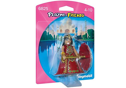 Playmobil 6825 - Indische Prinzessin - Box