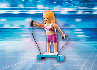 Playmobil - 6827 - Fitness trainer