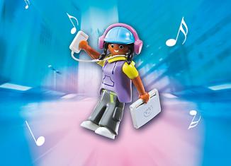 Playmobil - 6828 - Multimedia Girl