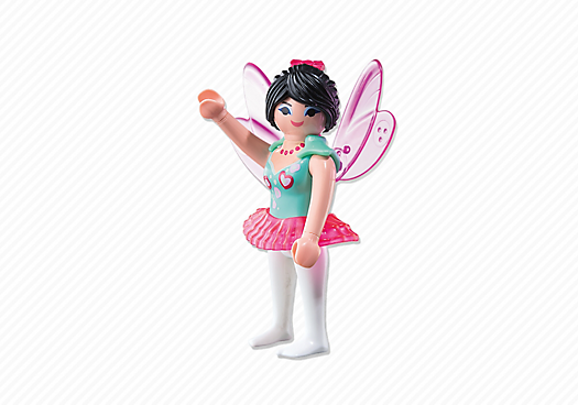 Playmobil 6829 - Fairy with Ring - Back