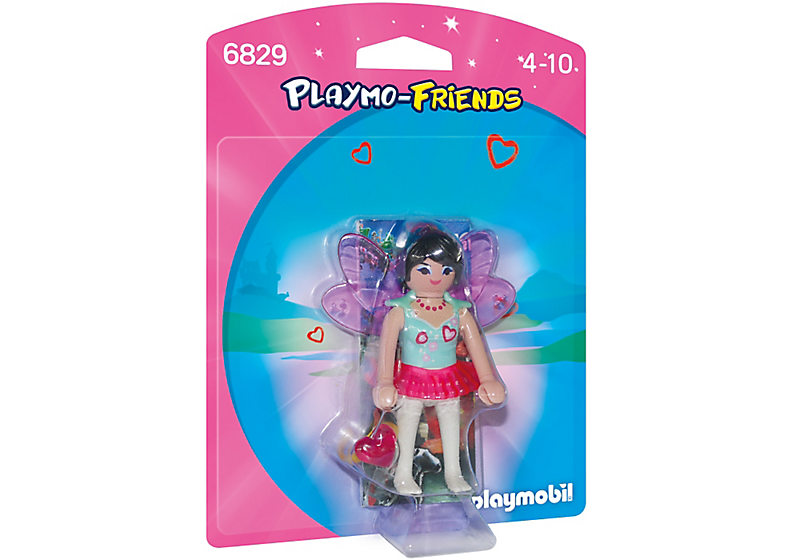 Playmobil 6829 - Fairy with Ring - Box